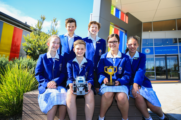 Robots In Bright Future Geelong Independent