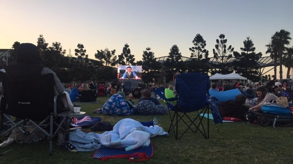 Waterfront to host free family movies | Geelong Indy