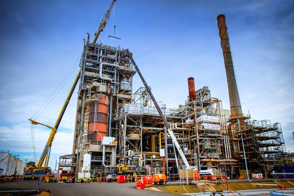 Refinery Climate Hit Geelong Independent